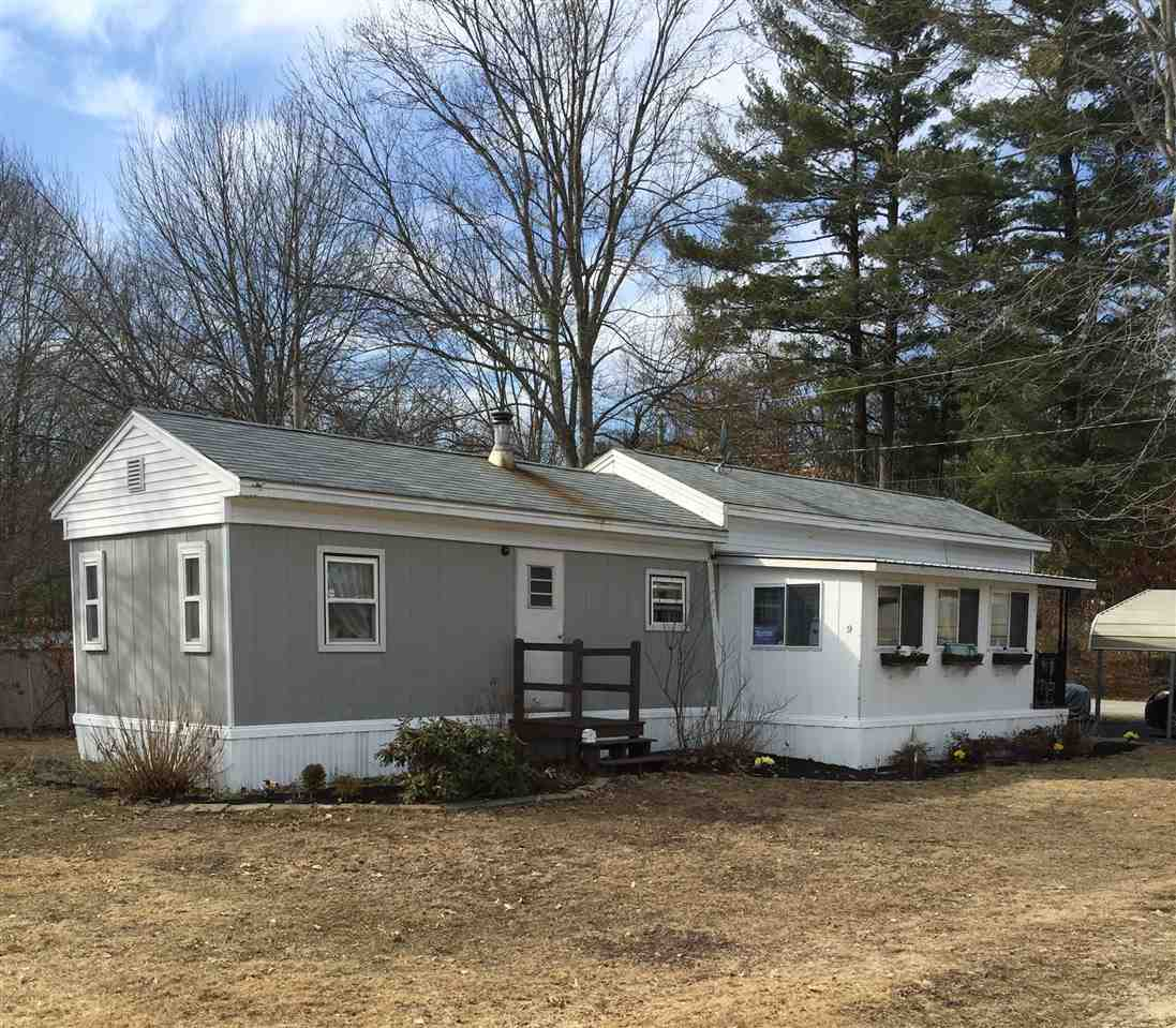 Derry NHMobile-Manufacured Home for sale $List Price is $46,500