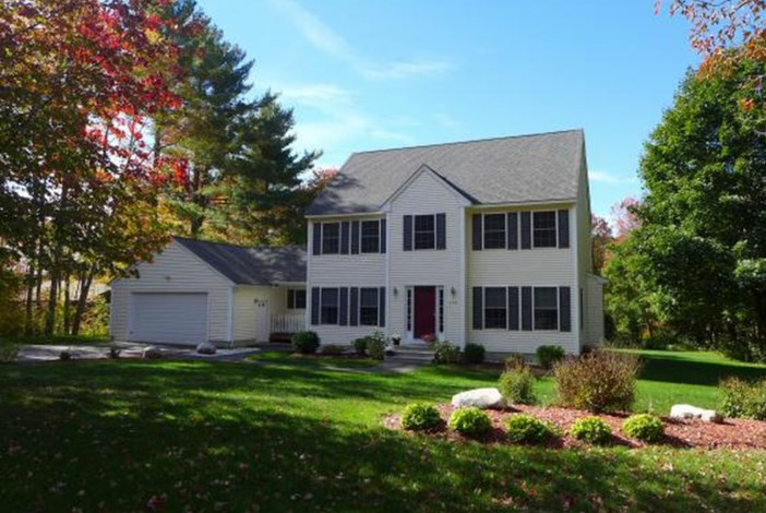 Auburn NH Home for sale $List Price is $399,900