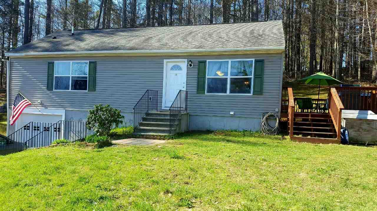 Village of Center Barnstead in Town of Barnstead NHHome for sale $$204,900 $197 per sq.ft.