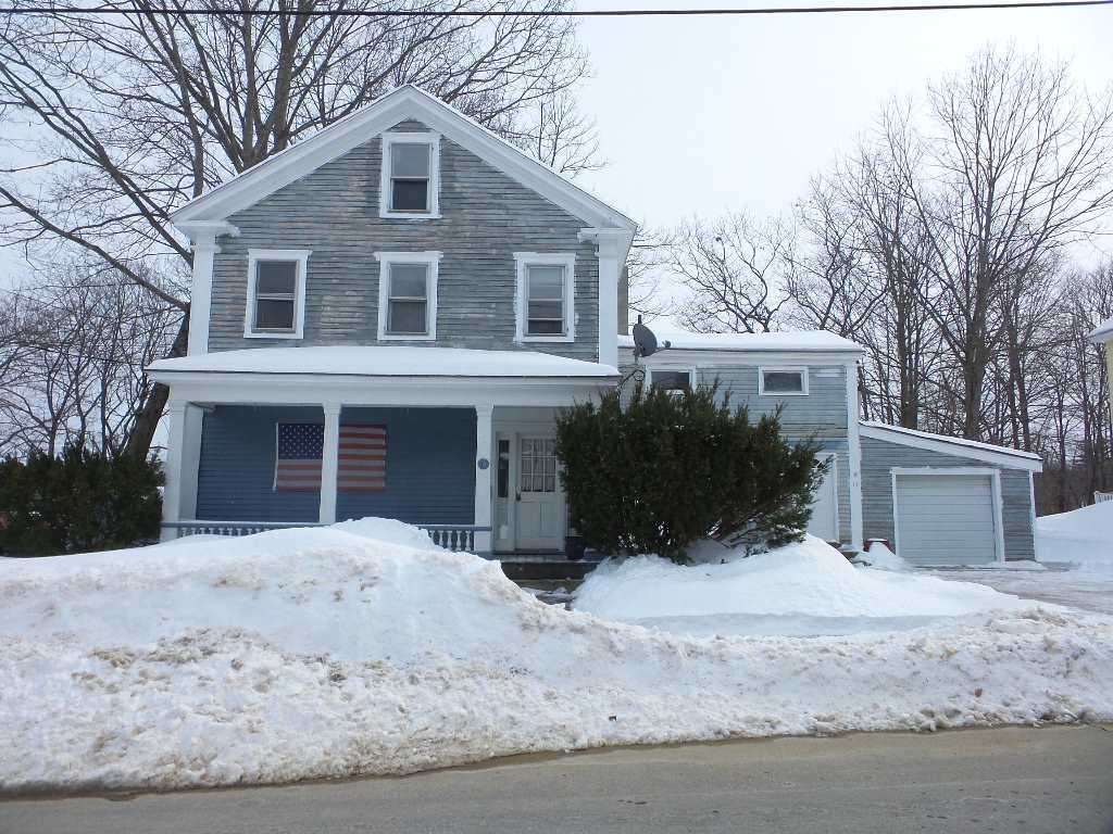 Village of Penacook in Town of Concord NH Multi Family for sale $List Price is $129,900