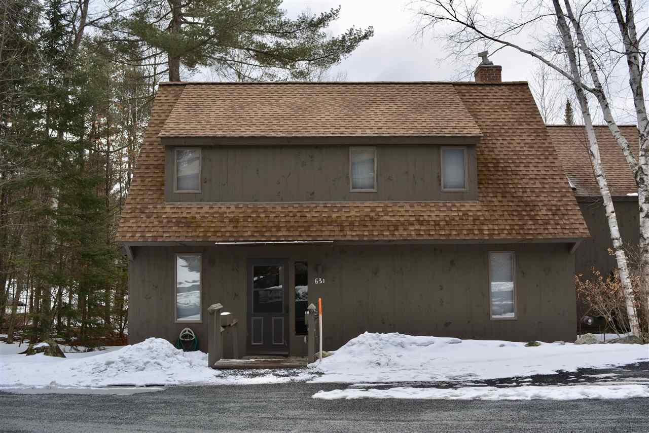 VILLAGE OF EASTMAN IN TOWN OF GRANTHAM NH Condo for sale $$214,500 | $172 per sq.ft.