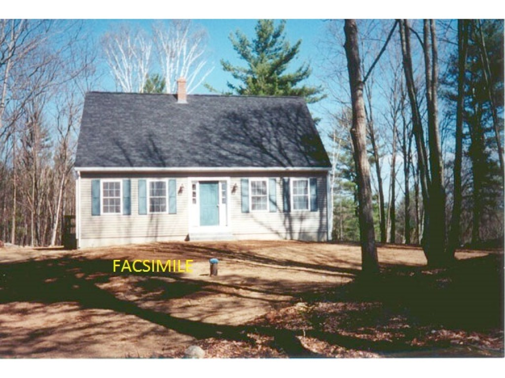 BARNSTEAD NH  Home for sale $279,900