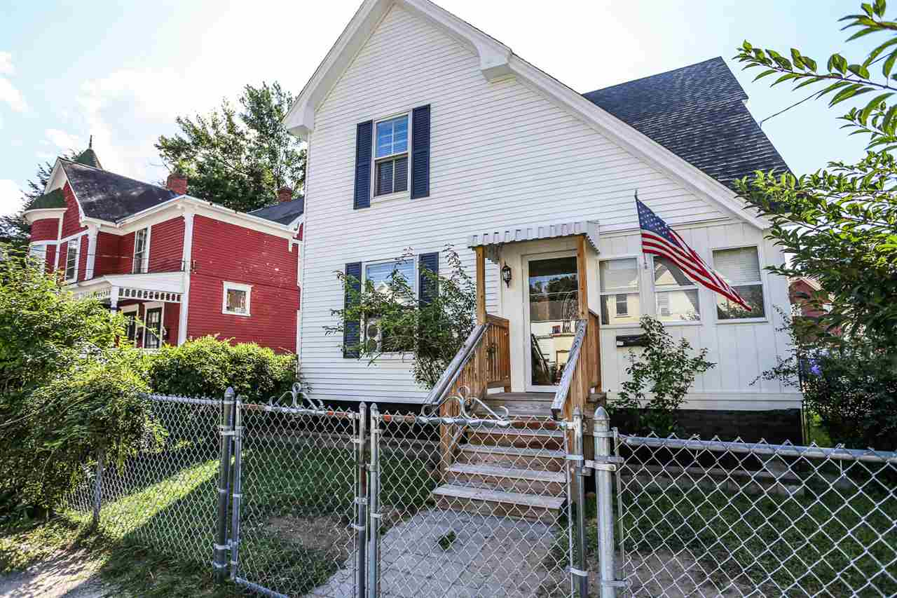 MANCHESTER NH Home for sale $$199,900 | $125 per sq.ft.