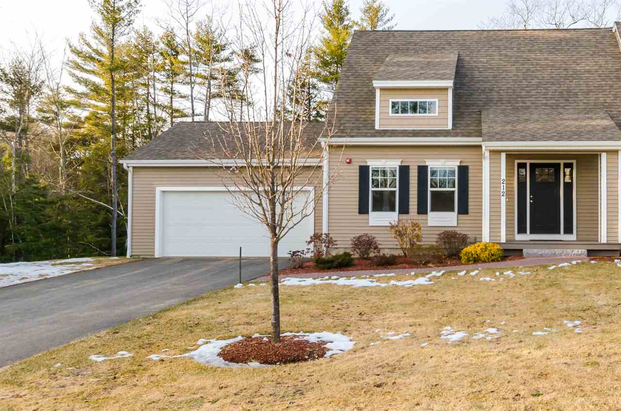Chester NH Condo for sale $List Price is $324,900