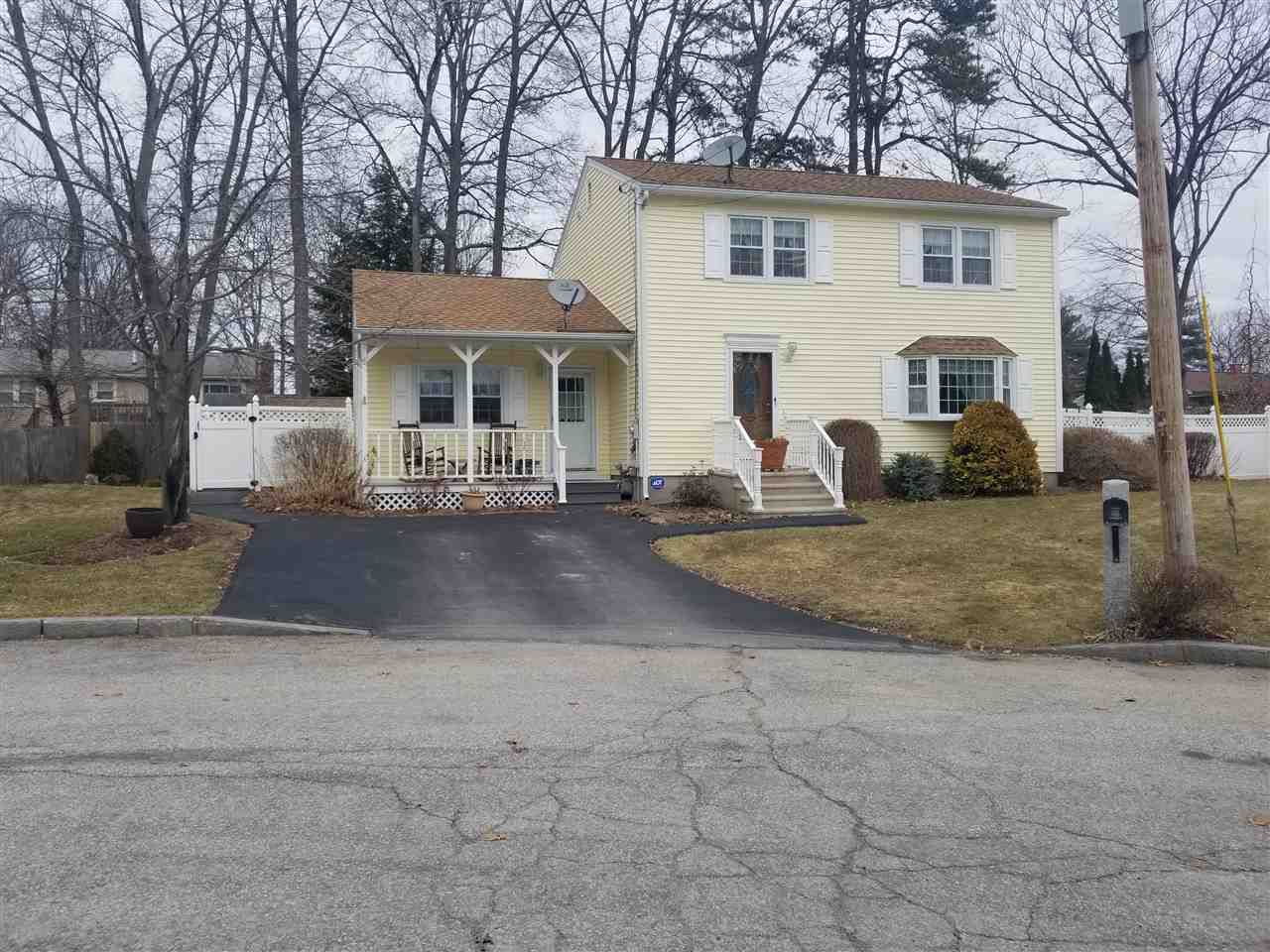 MANCHESTER NH Home for sale $$274,900 | $172 per sq.ft.