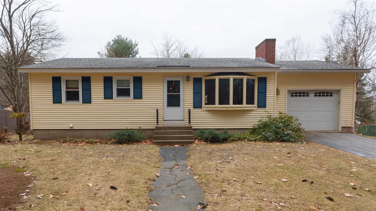 Hooksett NH Home for sale $List Price is $269,500
