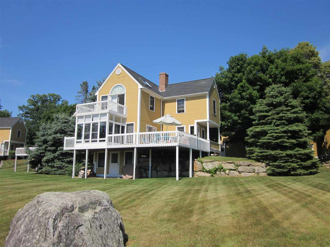 MOULTONBOROUGH NH  Condo for sale $595,000