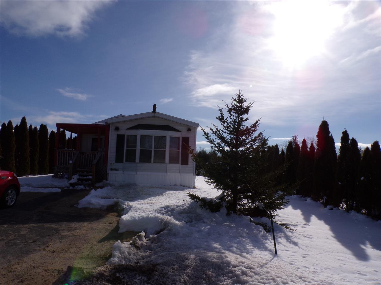 Greenville NHMobile-Manufacured Home for sale $List Price is $49,900
