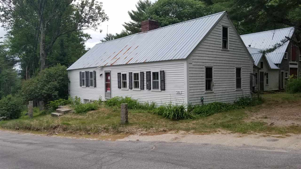 Ossipee NH Home for sale $$107,000 $54 per sq.ft.