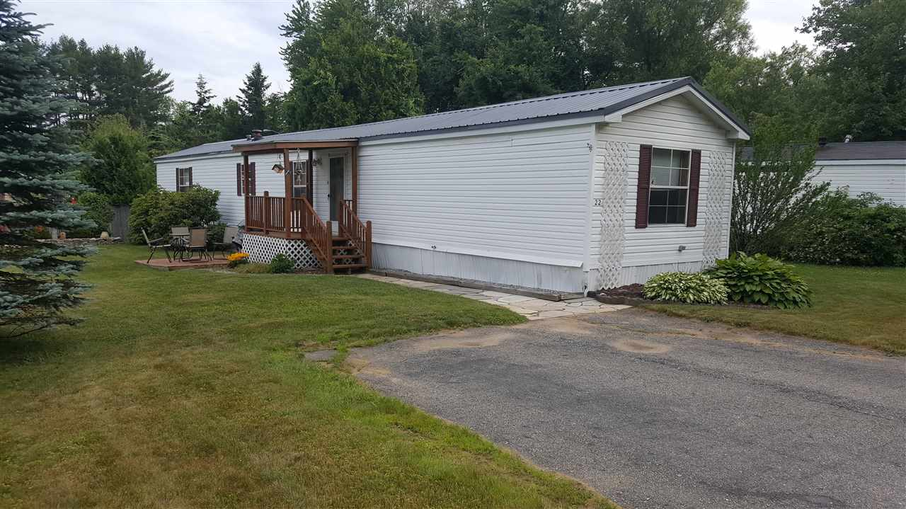 BOSCAWEN NHMobile-Manufacured Home for sale $$65,000 | $61 per sq.ft.