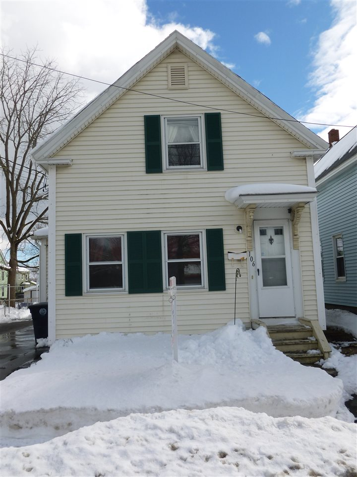 Nashua NHHome for sale $List Price is $189,900
