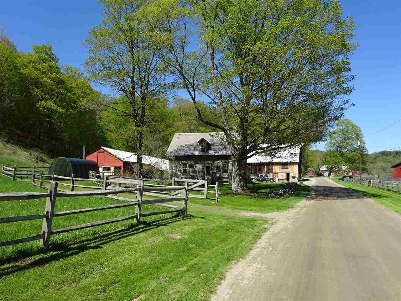 Springfield VTHorse Farm   Property