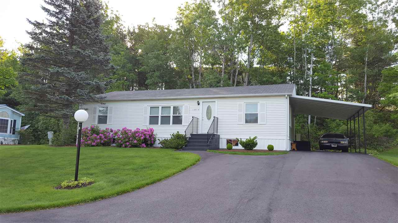 Hooksett NHMobile-Manufacured Home for sale $List Price is $119,900