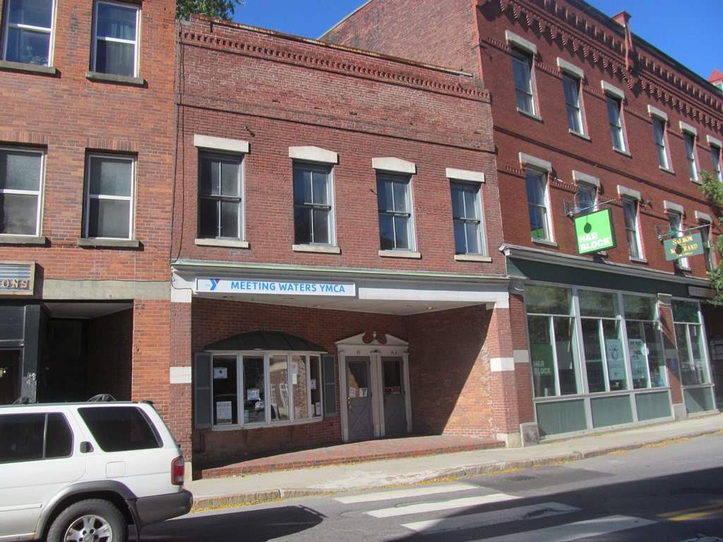 VILLAGE OF BELLOWS FALLS IN TOWN OF ROCKINGHAM VTCommercial Property for sale $$149,900 | $41 per sq.ft.