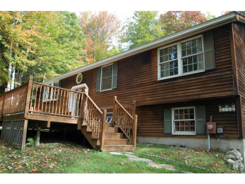 Village of Eastman in Town of Grantham NH  03753Home for sale $List Price is $220,000