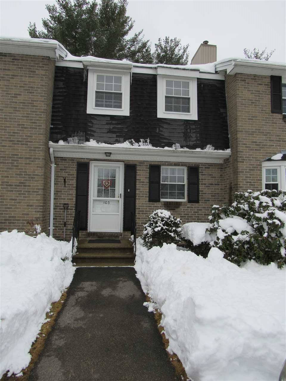 Londonderry NHCondo for sale $List Price is $189,900