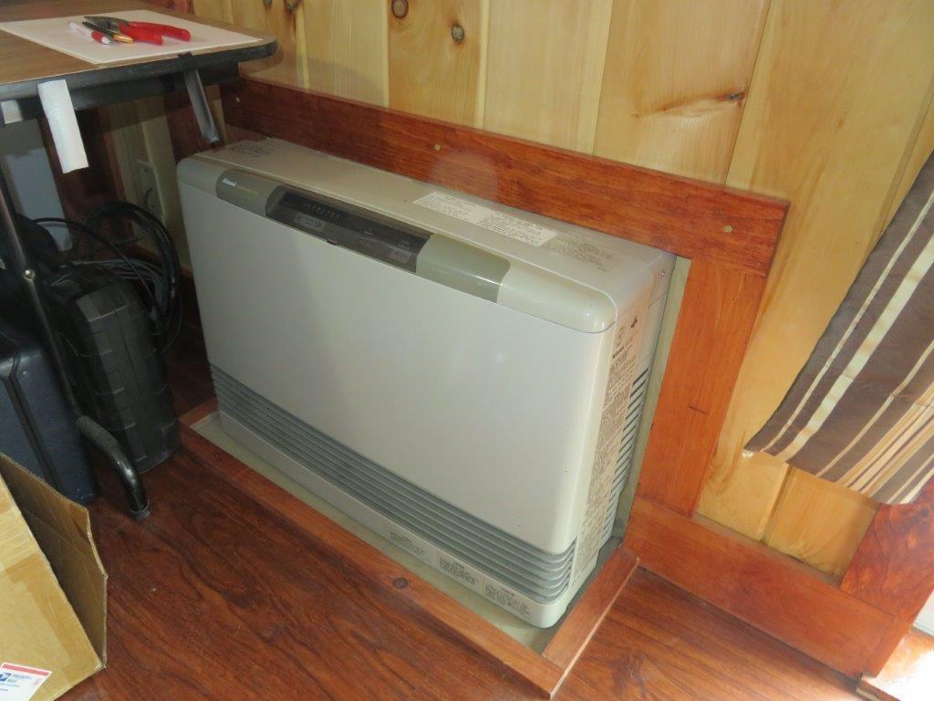 Rinnai Efficient Heater 11554216