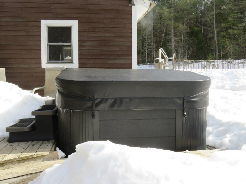 hot tub offered separately 11554177