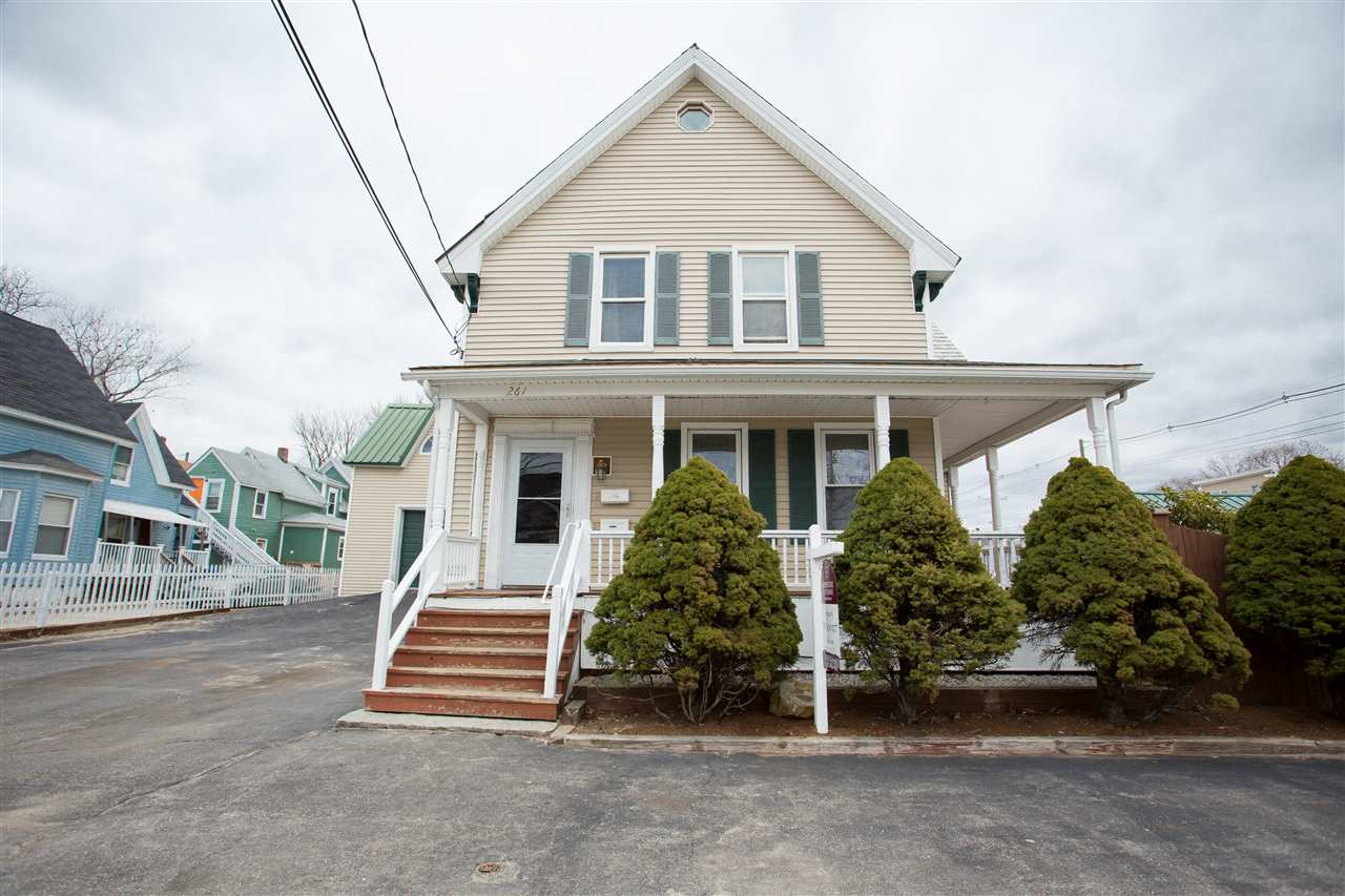 image of Manchester NH  2 Unit Multi Family | sq.ft. 3582