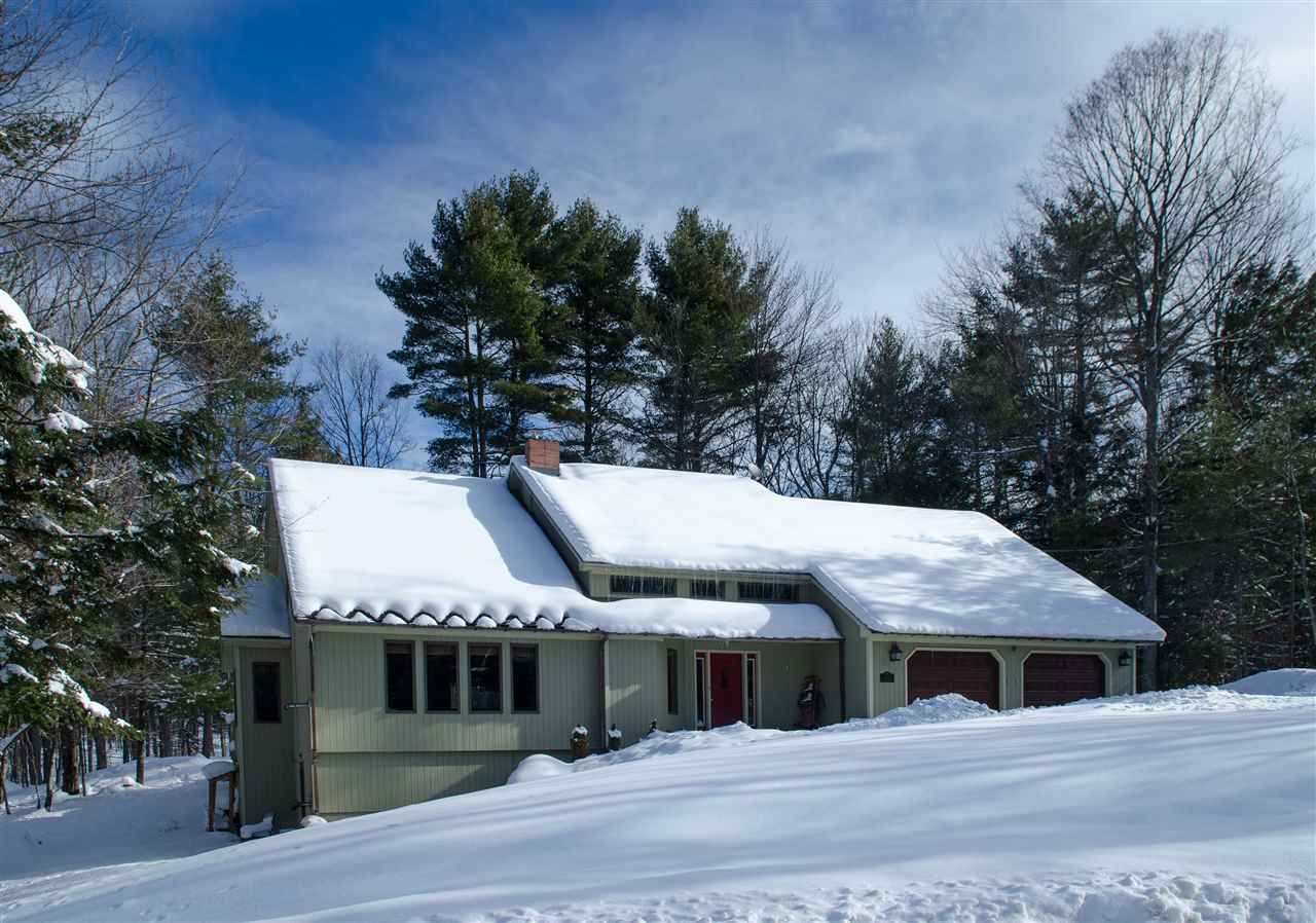 VILLAGE OF QUECHEE IN TOWN OF HARTFORD VT Home for sale $$369,000 | $166 per sq.ft.