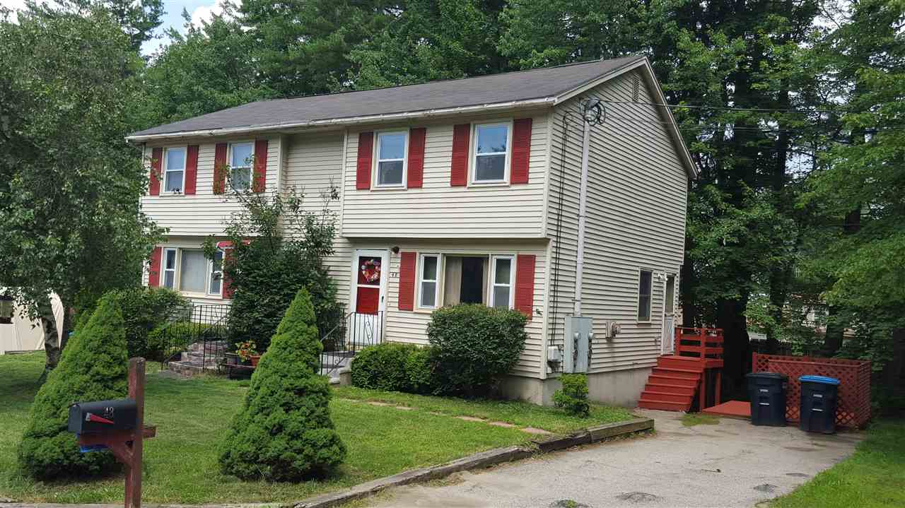 Allenstown NHMulti Family for sale $List Price is $265,000