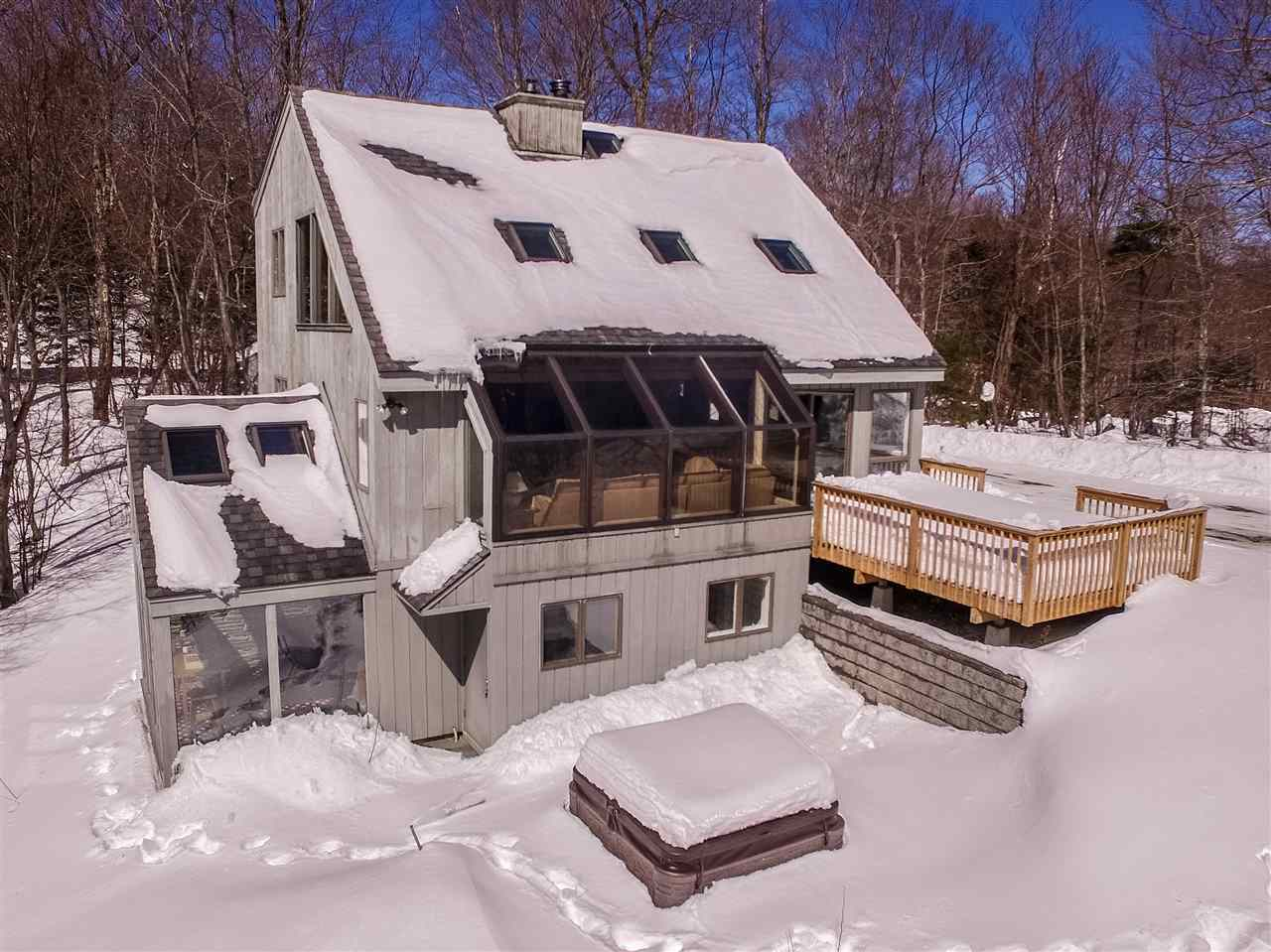 KILLINGTON VT Home for sale $$799,000 | $490 per sq.ft.