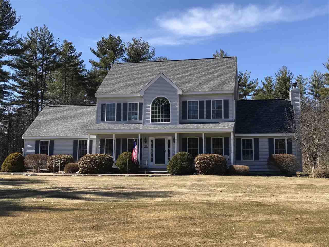 Auburn NH Home for sale $List Price is $439,900