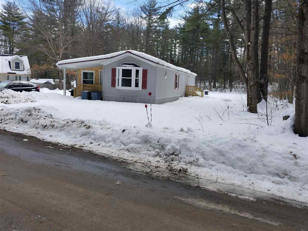 Allenstown NHMobile-Manufacured Home for sale $List Price is $119,000