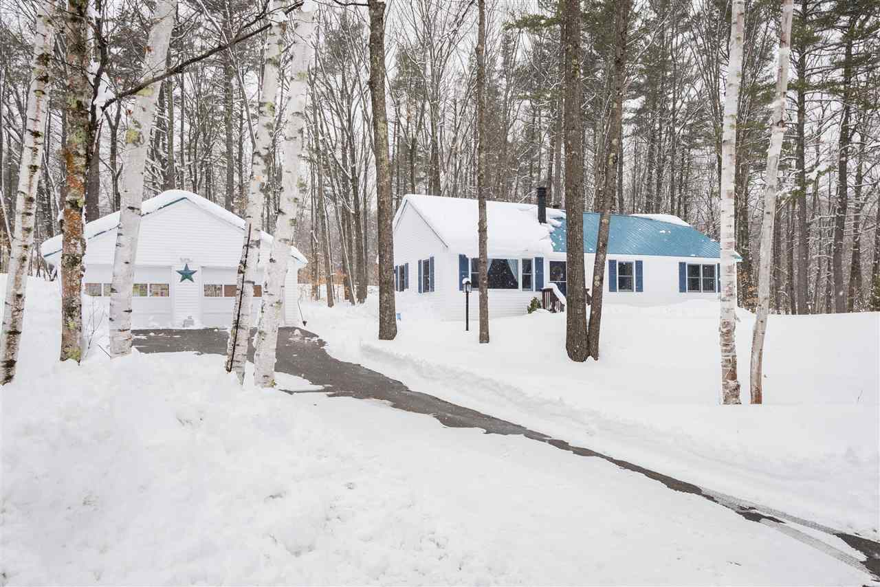 OSSIPEE NH  Home for sale $179,000