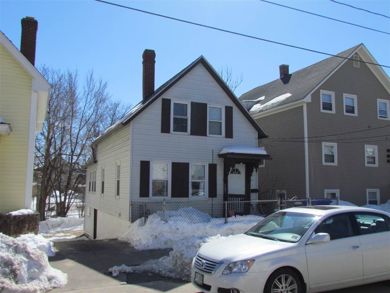 Manchester NH Home for sale $List Price is $146,000