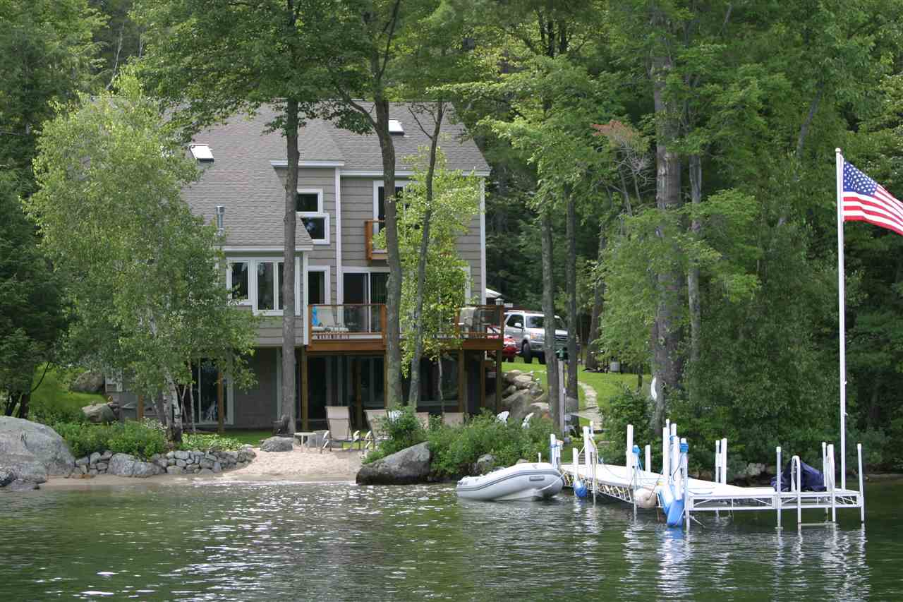 MLS 4681690: 75 Kona Bay Road, Moultonborough NH