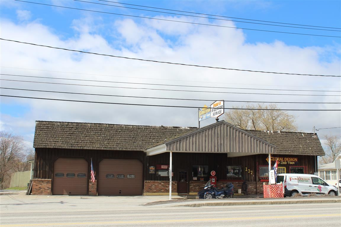 CLAREMONT NH Commercial Property for sale $$225,000 | $106 per sq.ft.