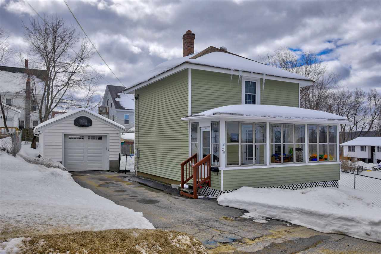 Allenstown NHHome for sale $List Price is $195,000