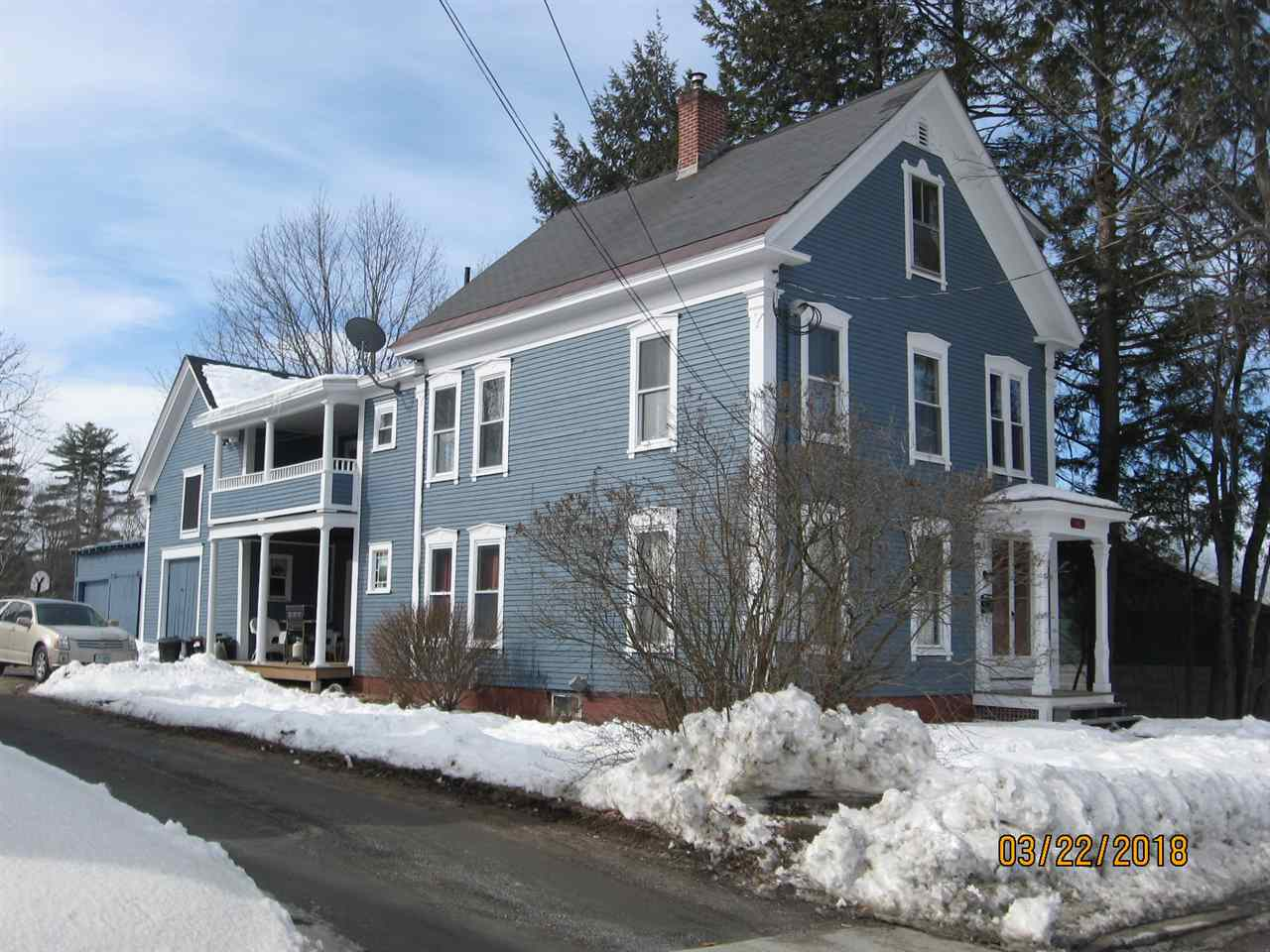 CLAREMONT NH Multi Family for sale $$89,900 | $31 per sq.ft.