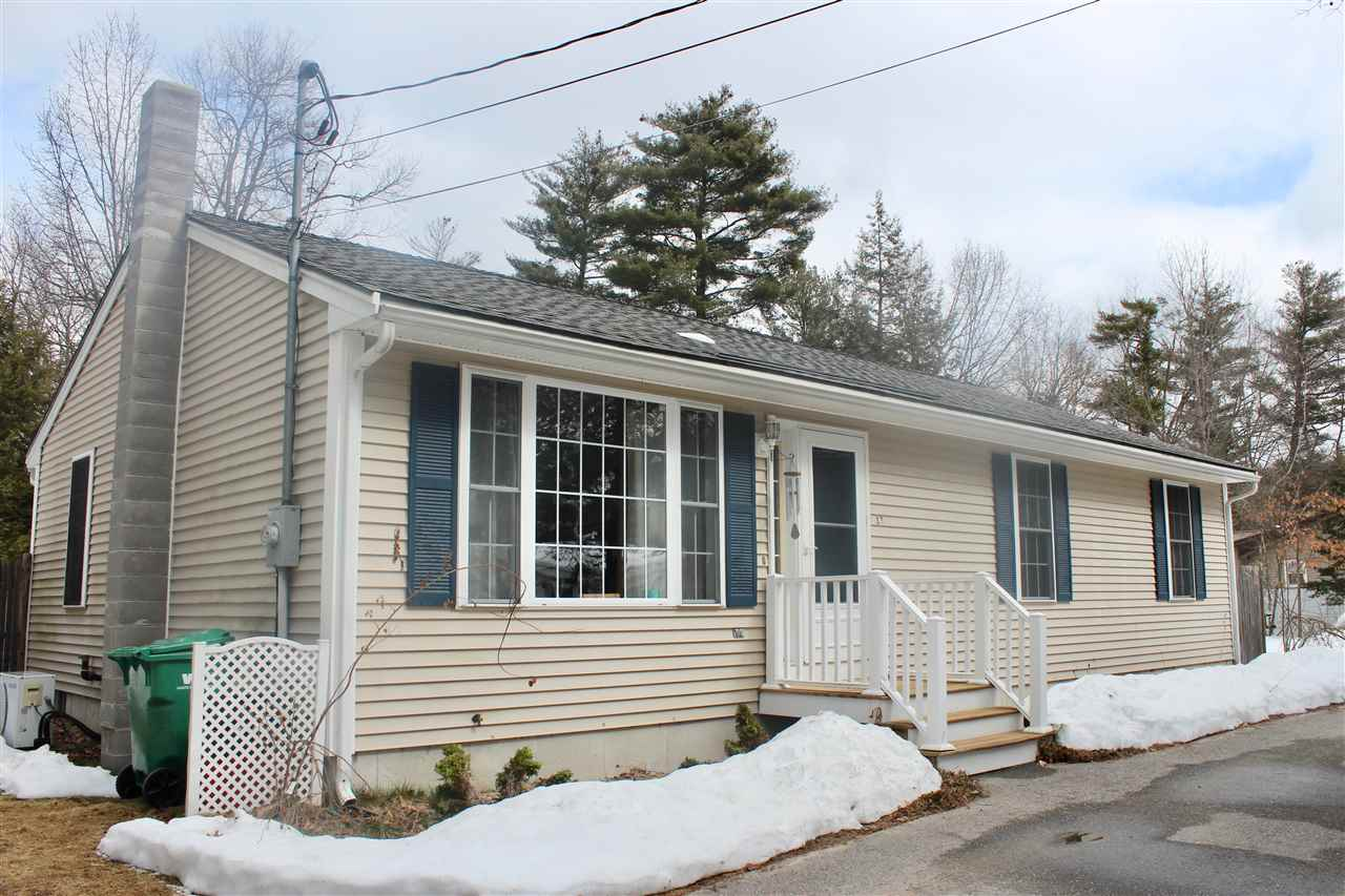 Fremont NHHome for sale $List Price is $264,900
