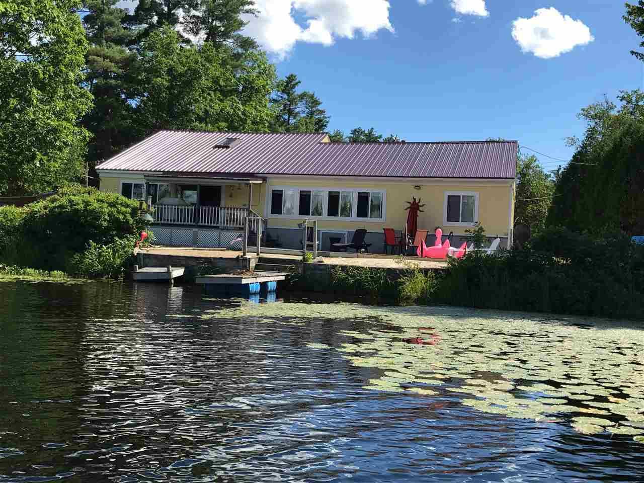 NEW DURHAM NH Home for sale $174,000