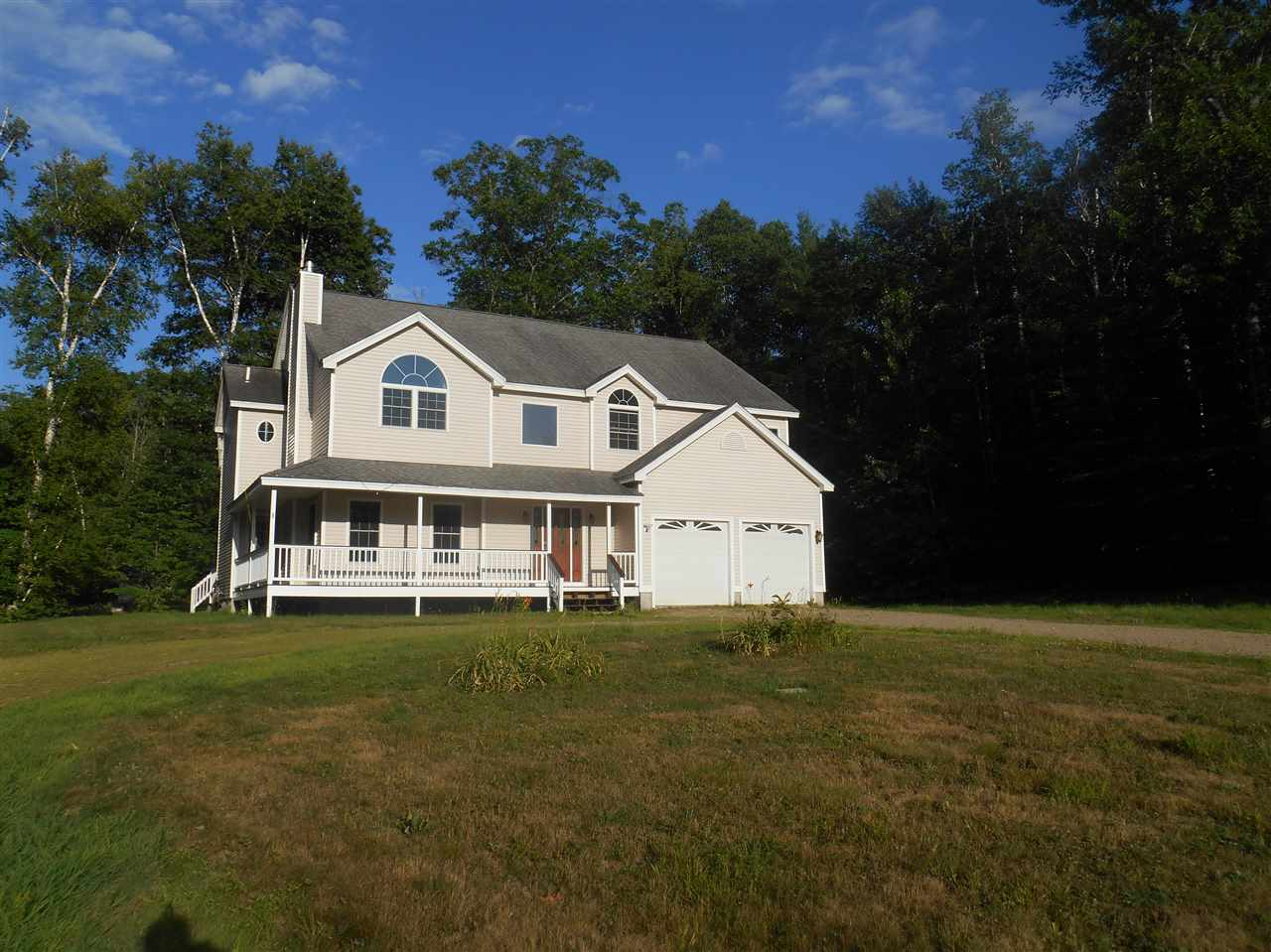 SANBORNTON NH  Home for sale $339,900