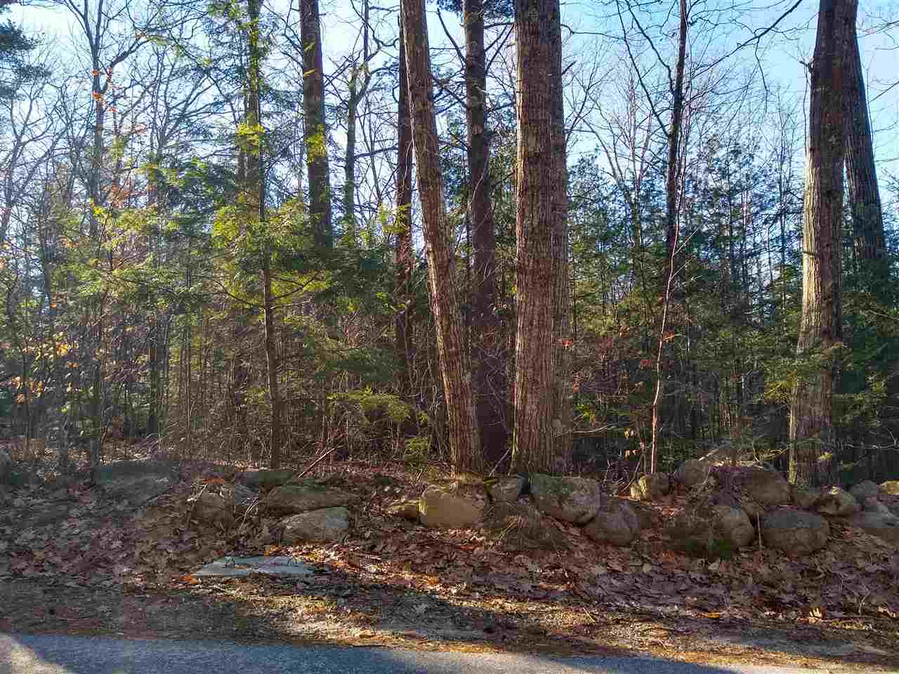 WOLFEBORO NH  LAND  for sale $110,000