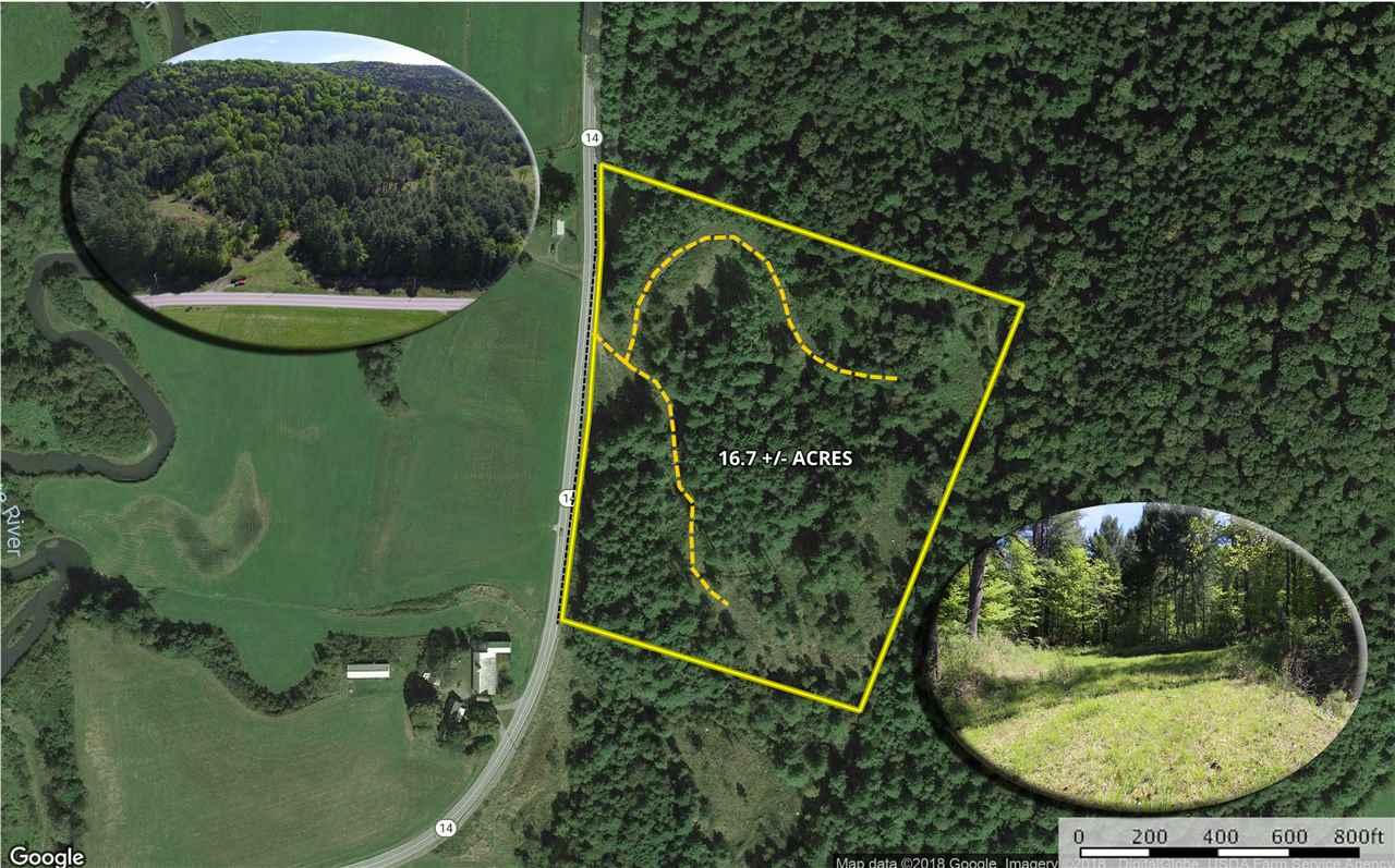 ROYALTON VTLAND  for sale $$59,950 | 16.7 Acres  | Price Per Acre $0