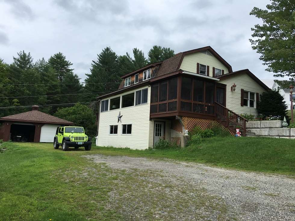 CLAREMONT NH Home for sale $$169,000 | $106 per sq.ft.