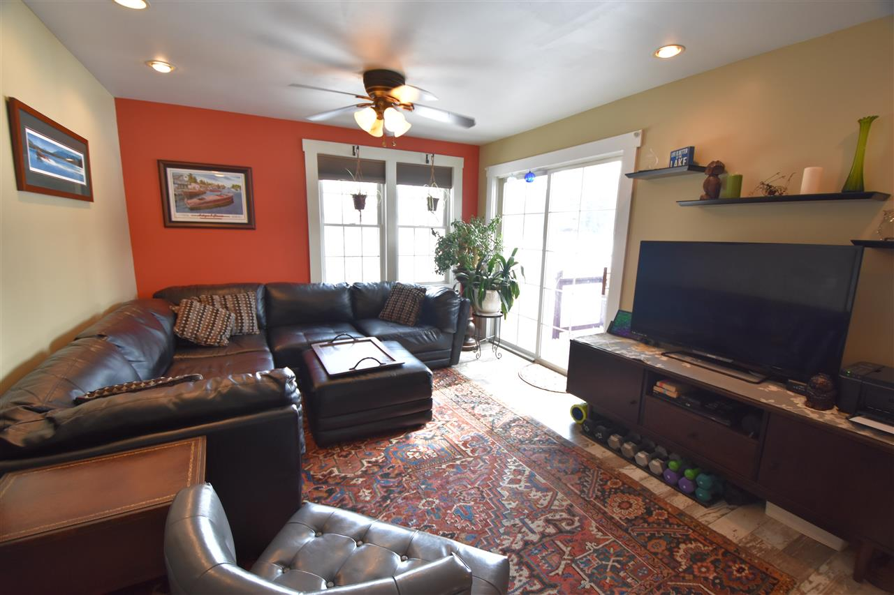 The spacious, open concept living room... 11592798