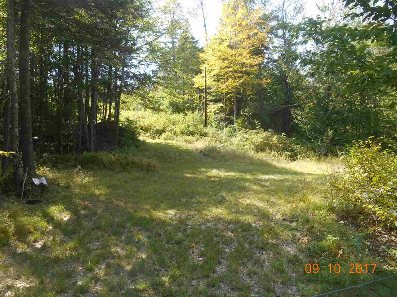 Unity NH 03773 Land for sale $List Price is $63,500