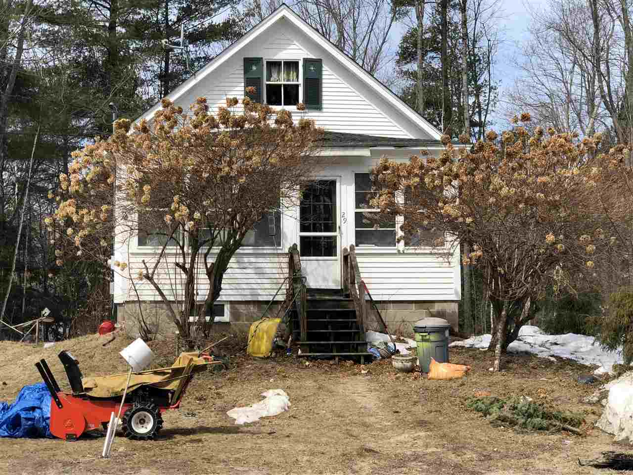 Village of Center Ossipee in Town of Ossipee NH Home for sale $$94,900 $144 per sq.ft.