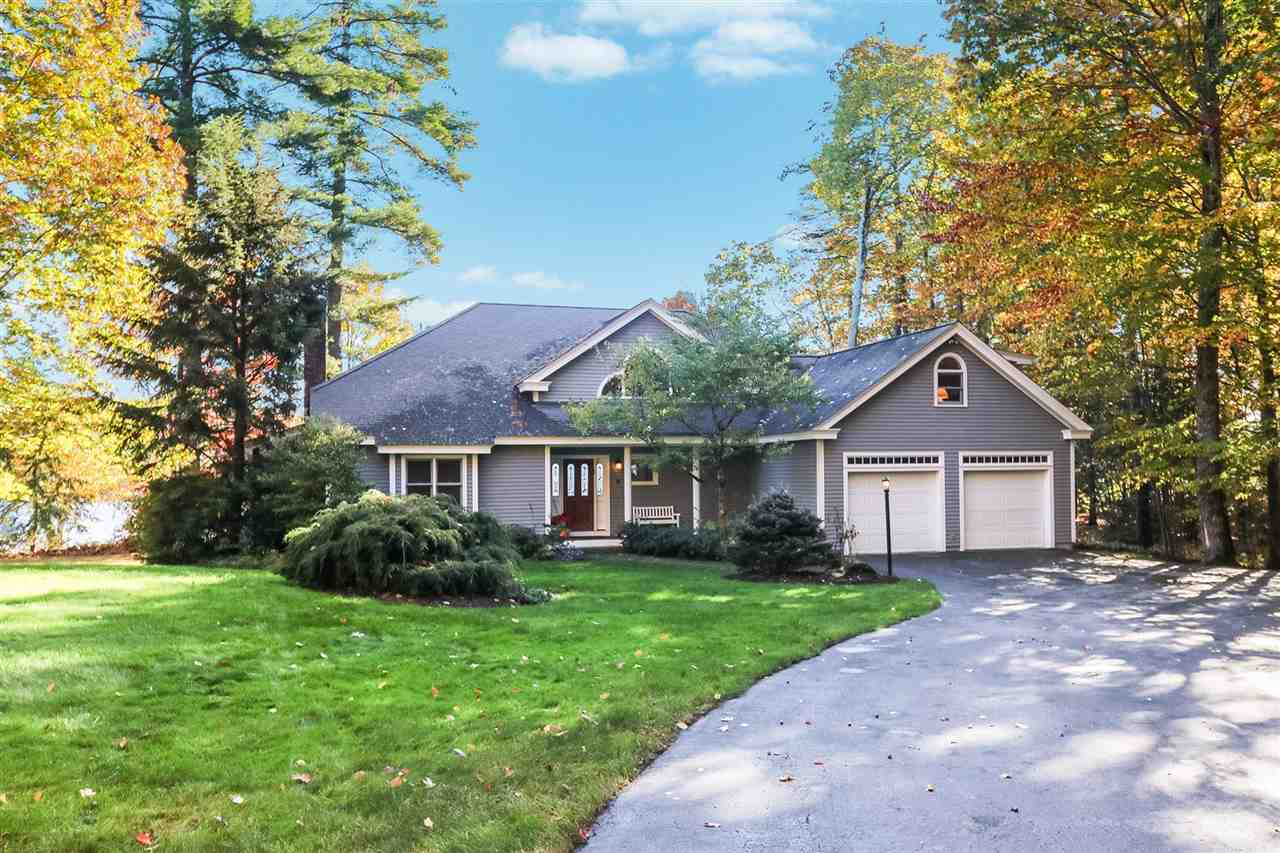 WOLFEBORO NH  Home for sale $2,499,000