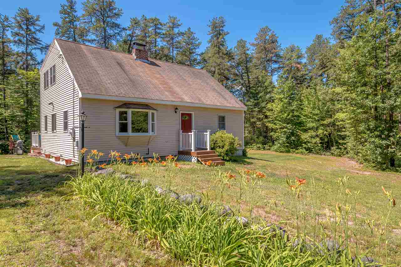 OSSIPEE NH Home for sale $174,900