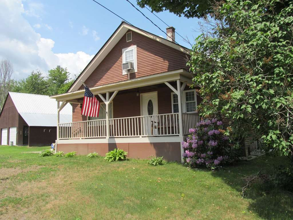 Springfield VT Home for sale $List Price is $159,000