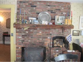 Kitchen Fireplace 11631241