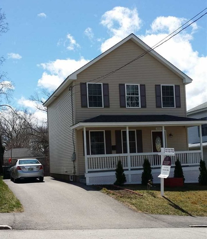 MANCHESTER NH Home for sale $$254,900 | $179 per sq.ft.