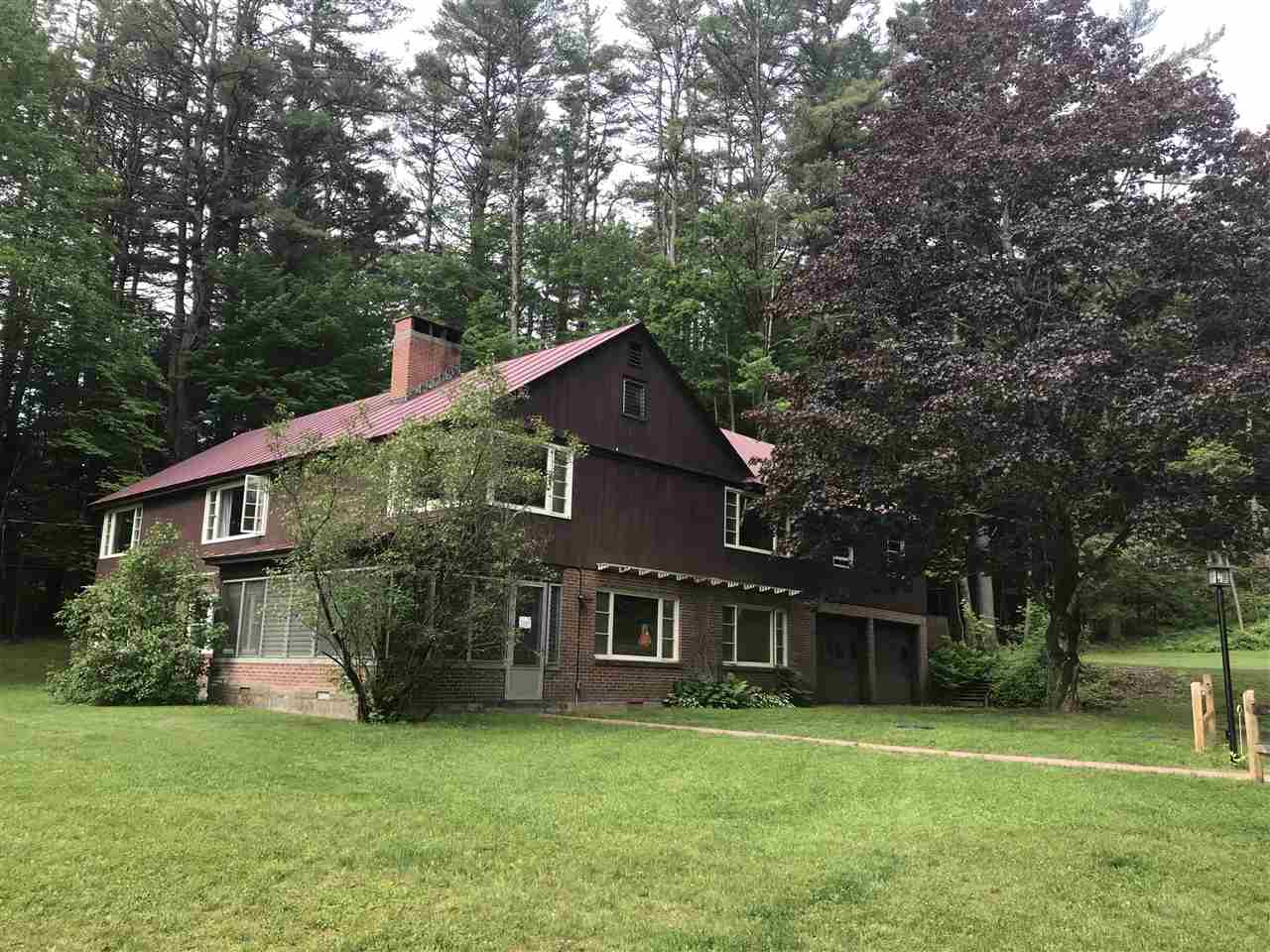 Norwich VTHome for sale $List Price is $745,000