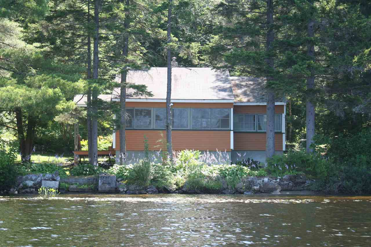 ACWORTH NH Lake House for sale $$225,000 | $199 per sq.ft.